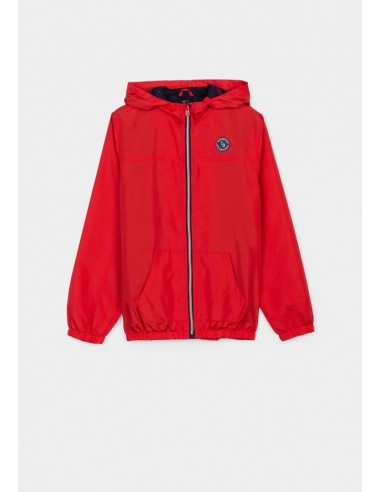 Jacket red boy Camber