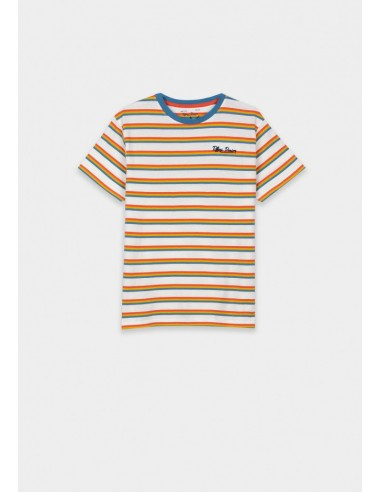 T-Shirt Striped Donate